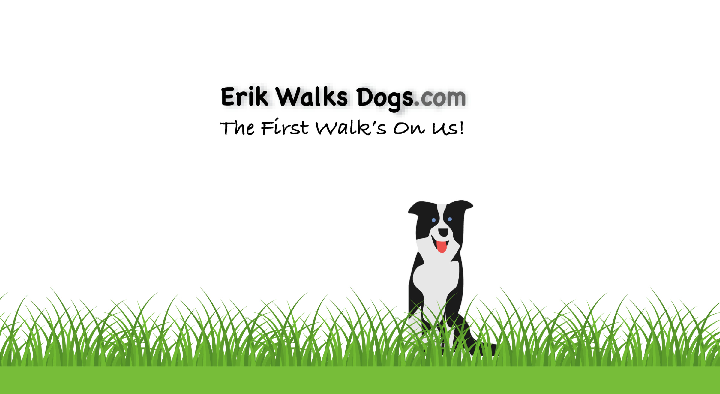Erik Walks Dogs
